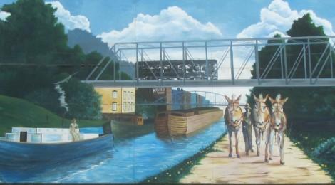 Winston's Dream Mural