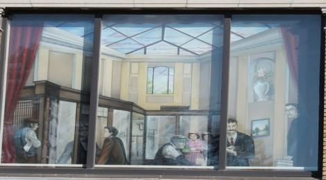 Citizens Bank Mural