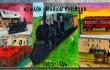 Newark-Marion Railroad Mural