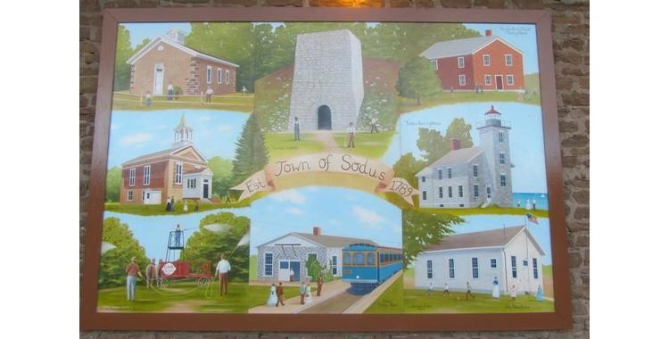 Town of Sodus Mural